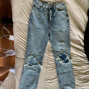 Free people 26 boyfriend jeans
